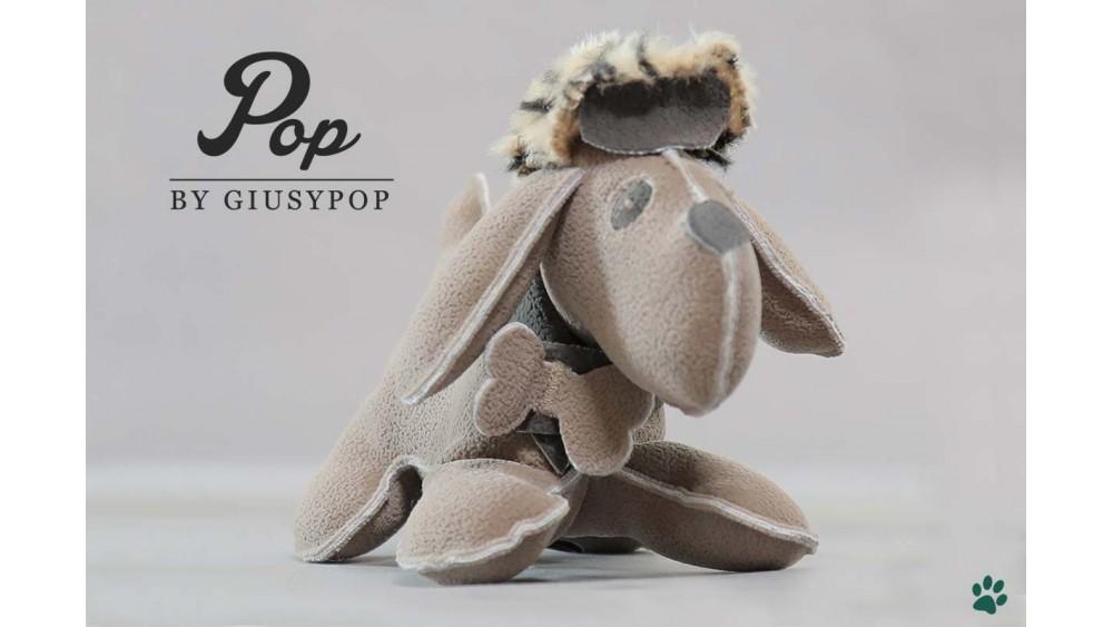 Dog toy handmade