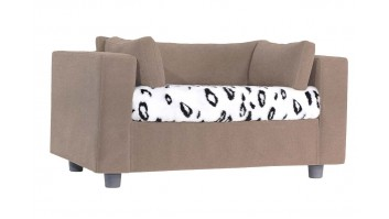 Plaid removable for dog and cat sofa, original, cosy, machine washable
