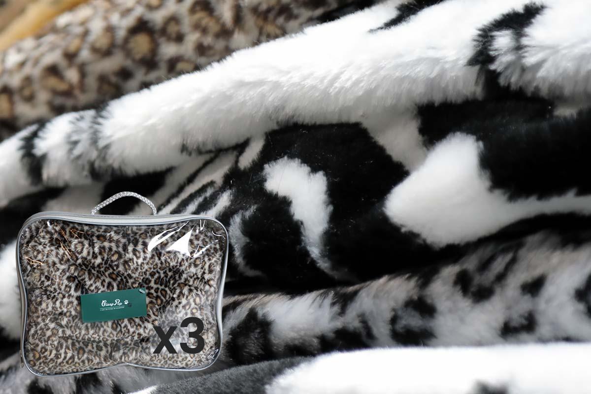 dog mattress cover faux fur original modern