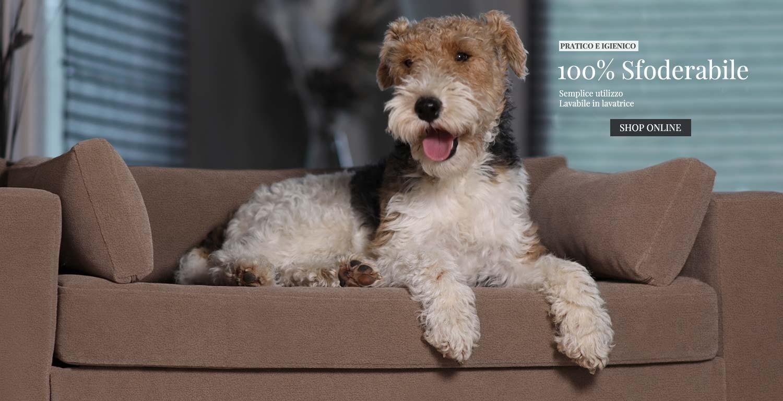 lettino rimovibile cani